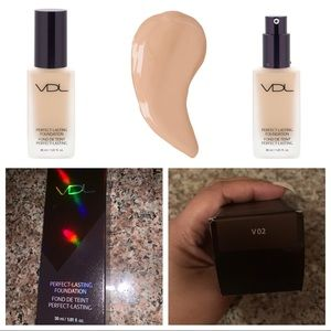 VDL Makeup - VDL Perfect-Lasting Foundation